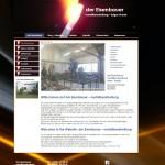 Website der Eisenbauer