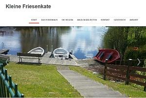 Kleine Friesenkate - Ferienhaus in Timmel